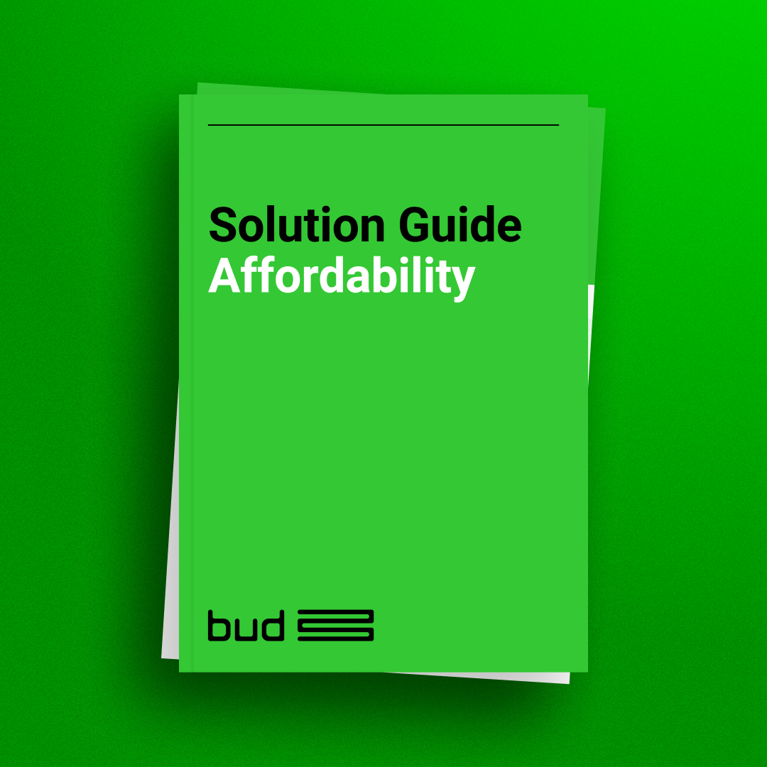 Affordability Solution Guide